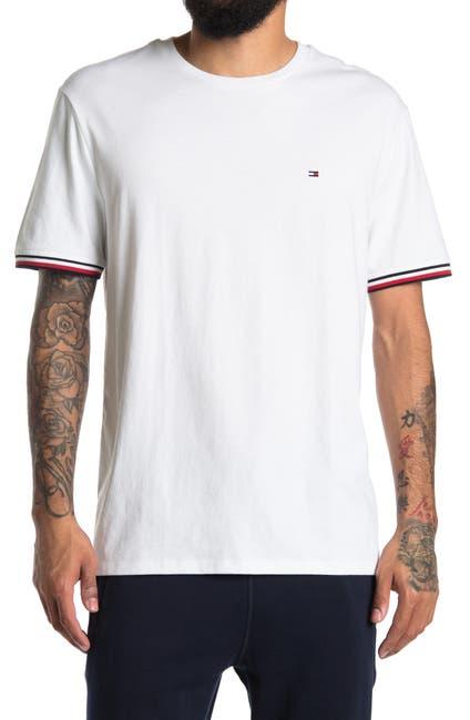 Image of Tommy Hilfiger Windsor Crew Neck Short Sleeve T-Shirt