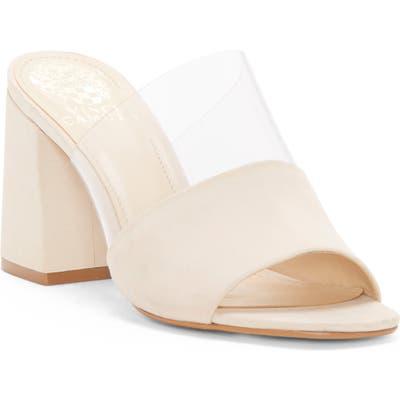 Vince Camuto Nechesta Slide Sandal- Beige