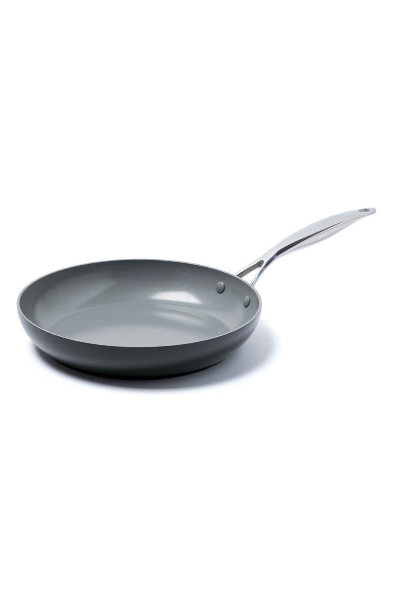 GREENPAN Valencia 12-Inch Anodized Aluminum Ceramic Nonstick Fry Pan, Main, color, 020
