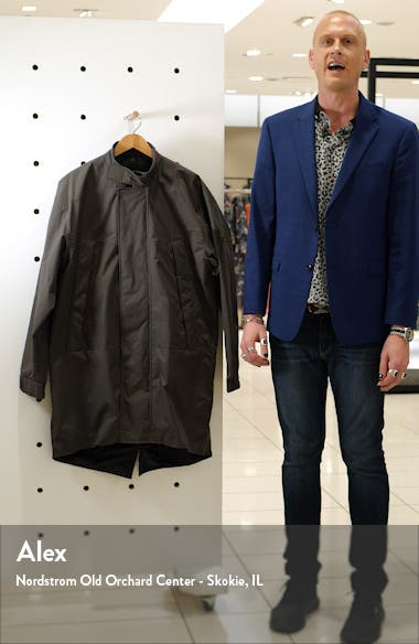 Sentry Two-in-One Water Resistant Fishtail Jacket, sales video thumbnail