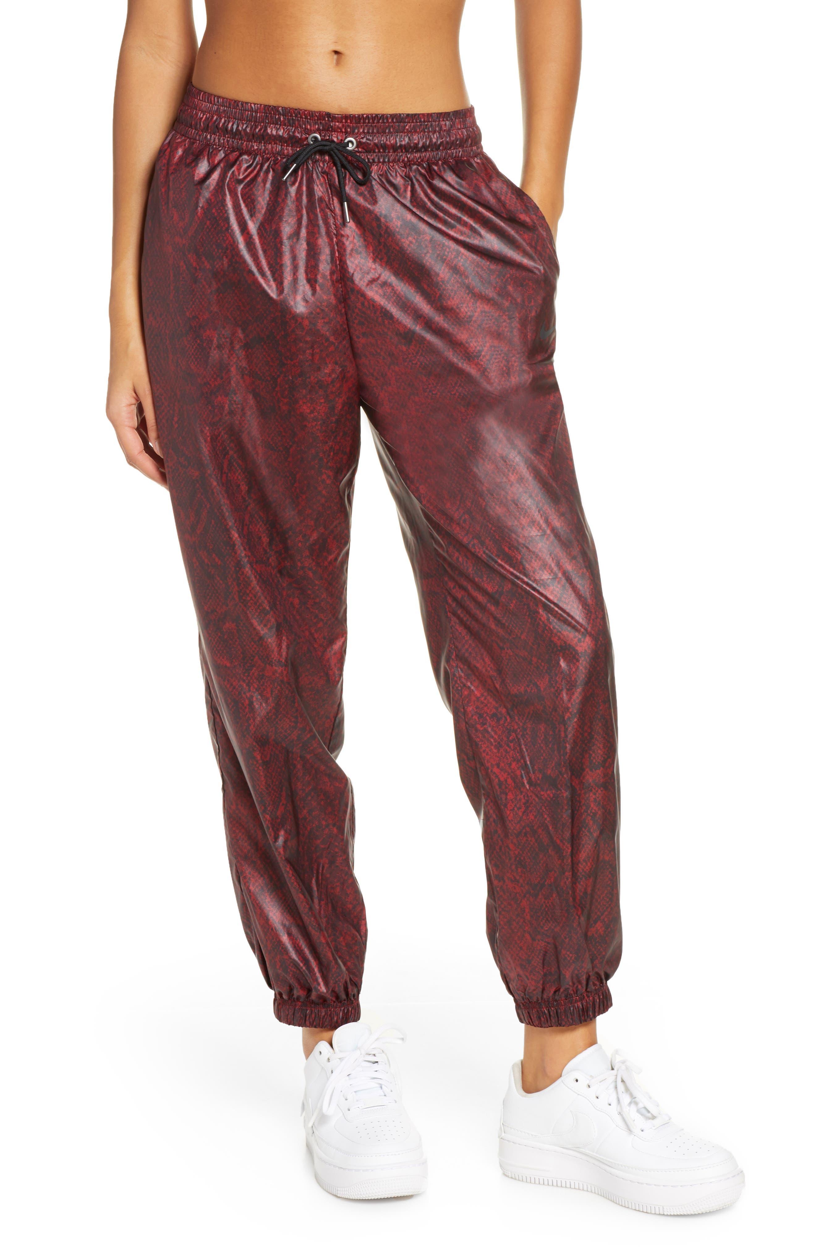 Nike Python Print Woven Pants