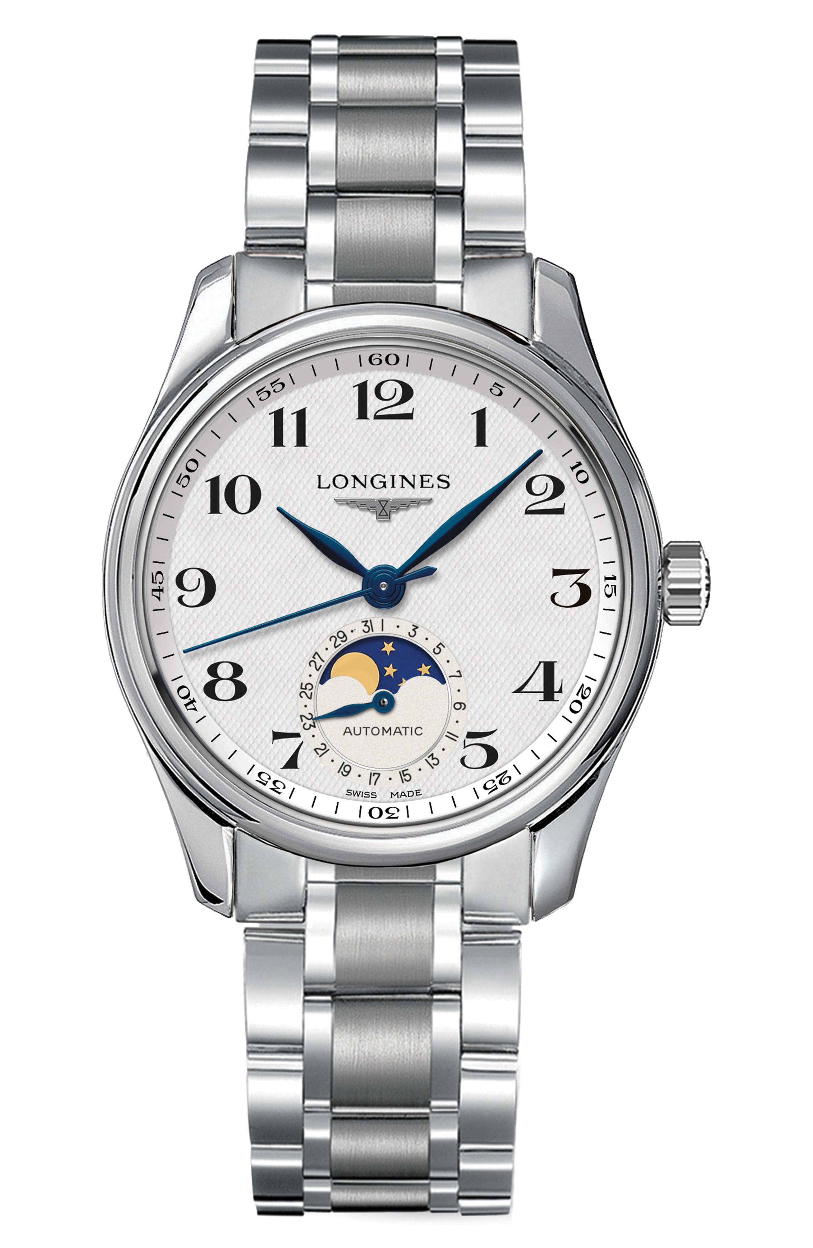 Master Collection Automatic Bracelet Watch