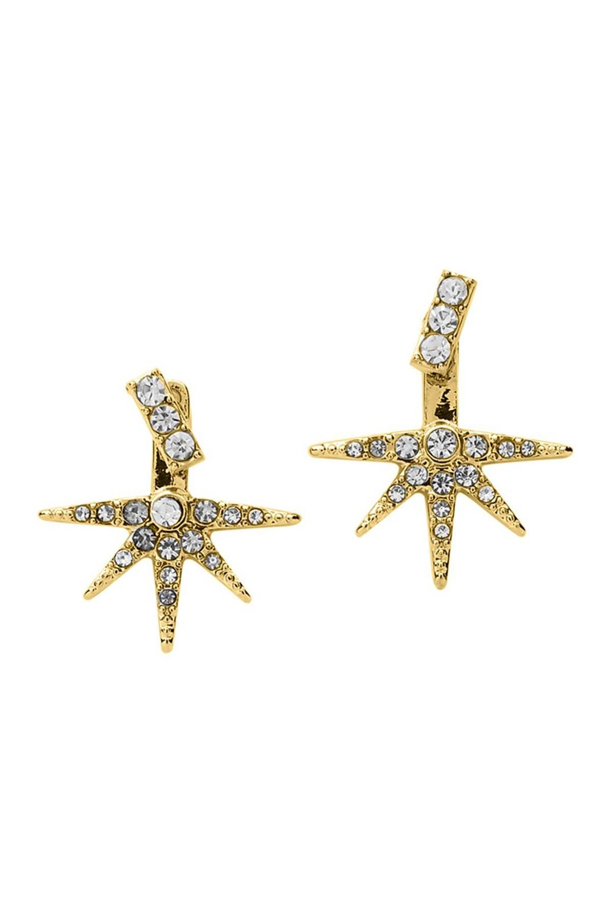 Paisley Teardrop Ear Climber Sterling Silver Earrings  Crawlers Jackets Minimalist Jewelry  Blackened Oxidized  GUGMA Women/'s Handmade