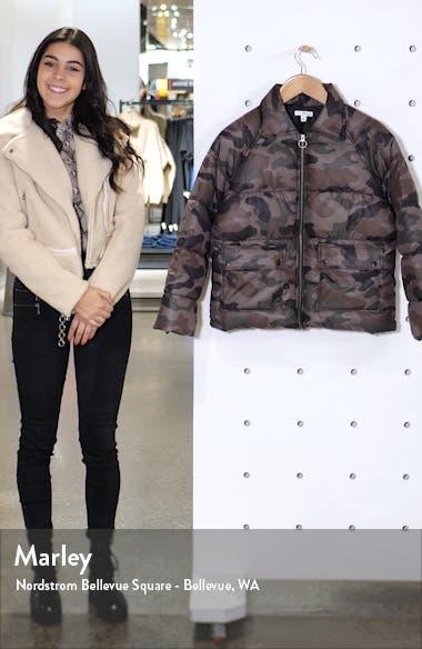 Printed Puffer Jacket, sales video thumbnail
