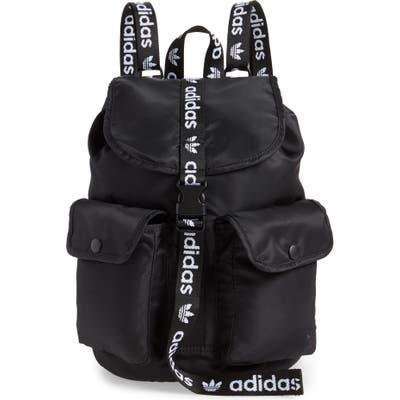 Adidas Originals Utility Mini Backpack - Black