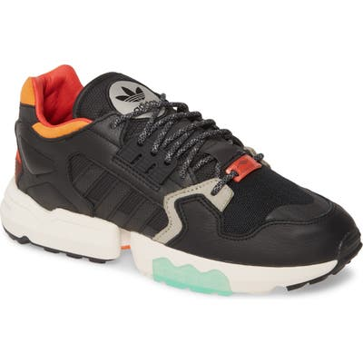 Adidas Zx Torsion Sneaker, Black