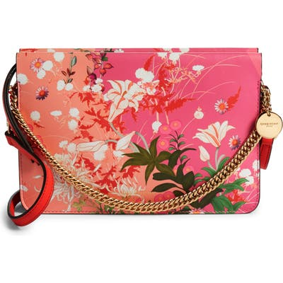 Givenchy Aroma Leather Crossbody Bag - Pink