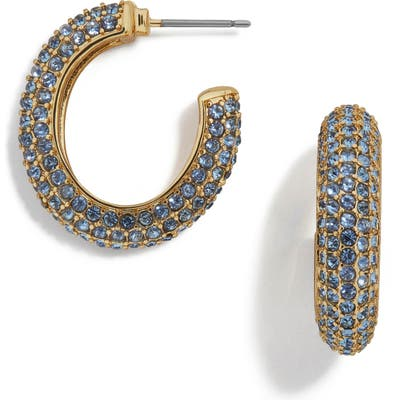 Baublebar Marciella Hoop Earrings