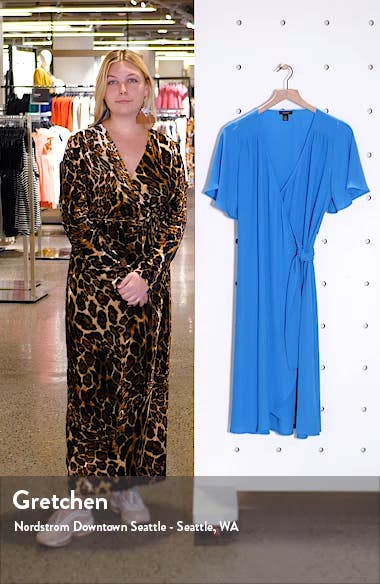Wrap Dress, sales video thumbnail