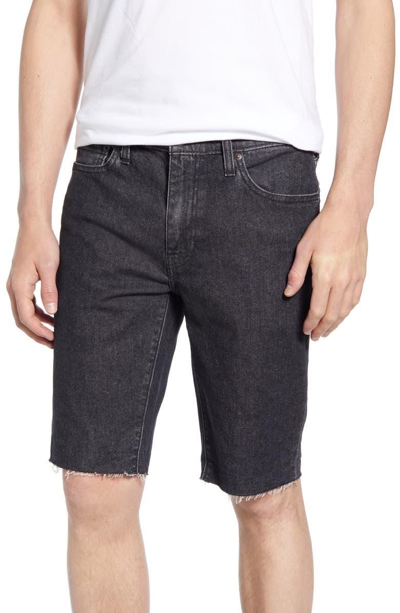 LEVI'S<SUP>®</SUP> 511<sup>™</sup> Slim Fit Cutoff Denim Shorts, Main, color, JOHNSON CITY