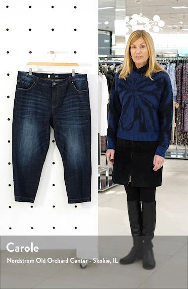 Lauren Crop Straight Leg Jeans, sales video thumbnail