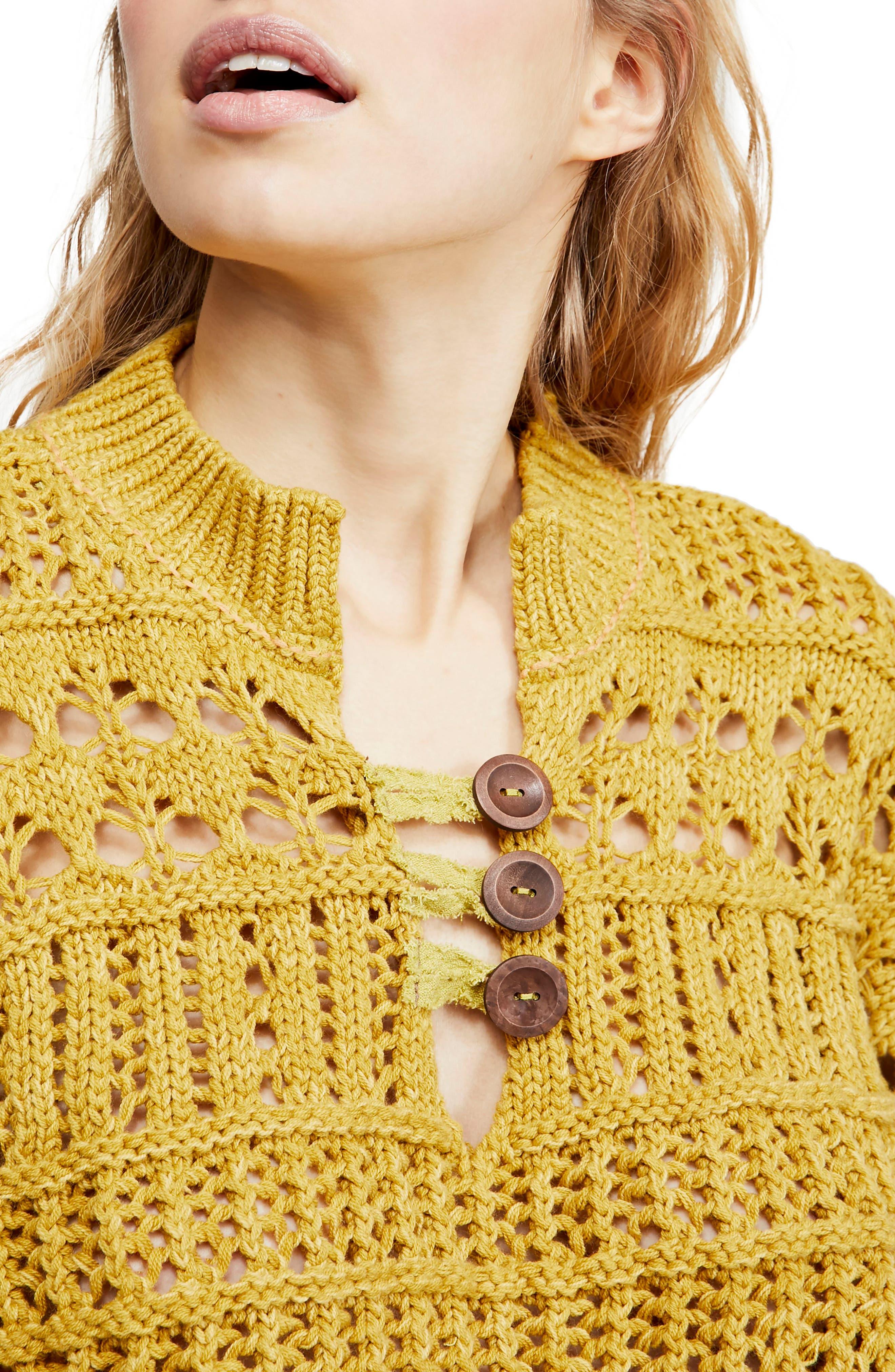 ,                             Dreams Tonight Crop Sweater,                             Alternate thumbnail 8, color,                             303