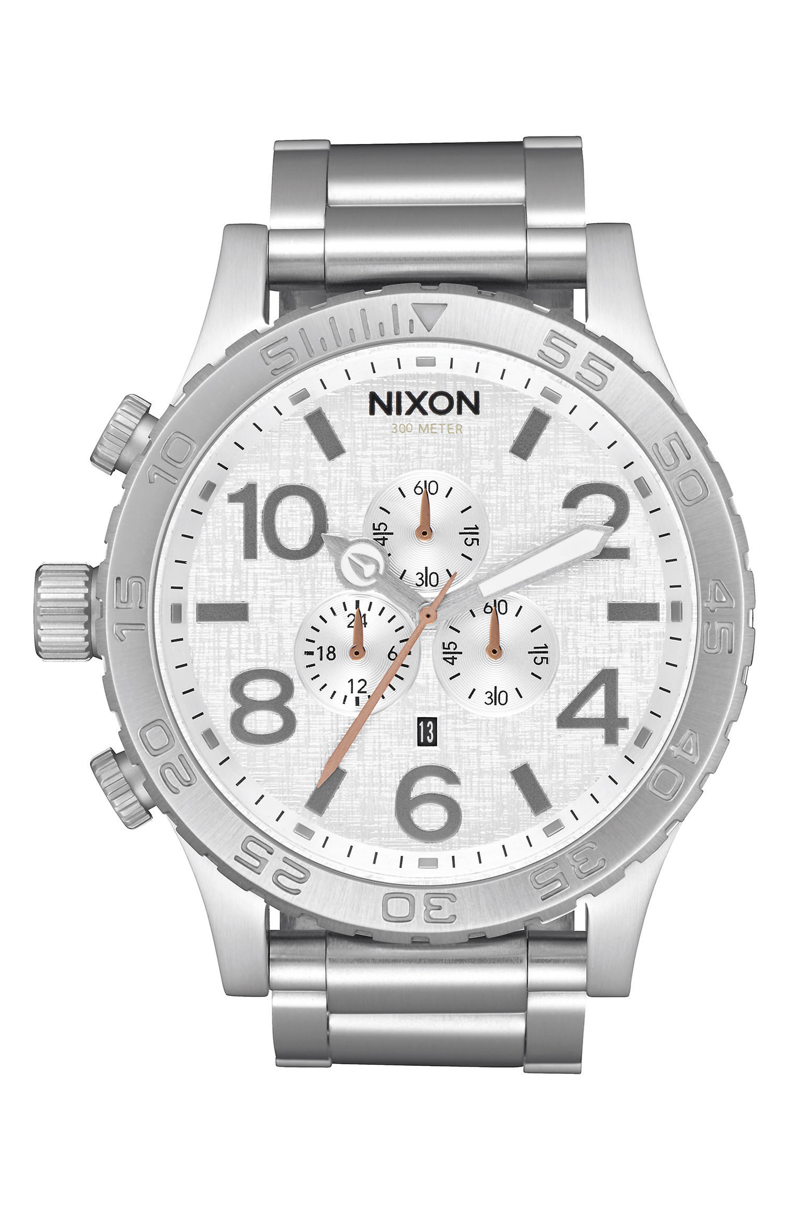,                             'The 51-30 Chrono' Watch, 51mm,                             Main thumbnail 29, color,                             048