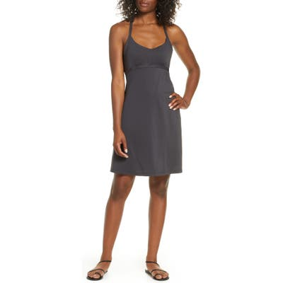 Patagonia Sundown Sally A-Line Jersey Dress, Black