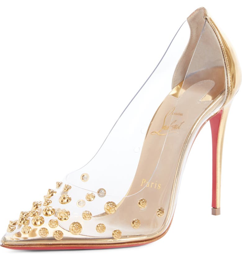 446f80455c8 Christian Louboutin Collaclou Spike Pump (Women) | Nordstrom