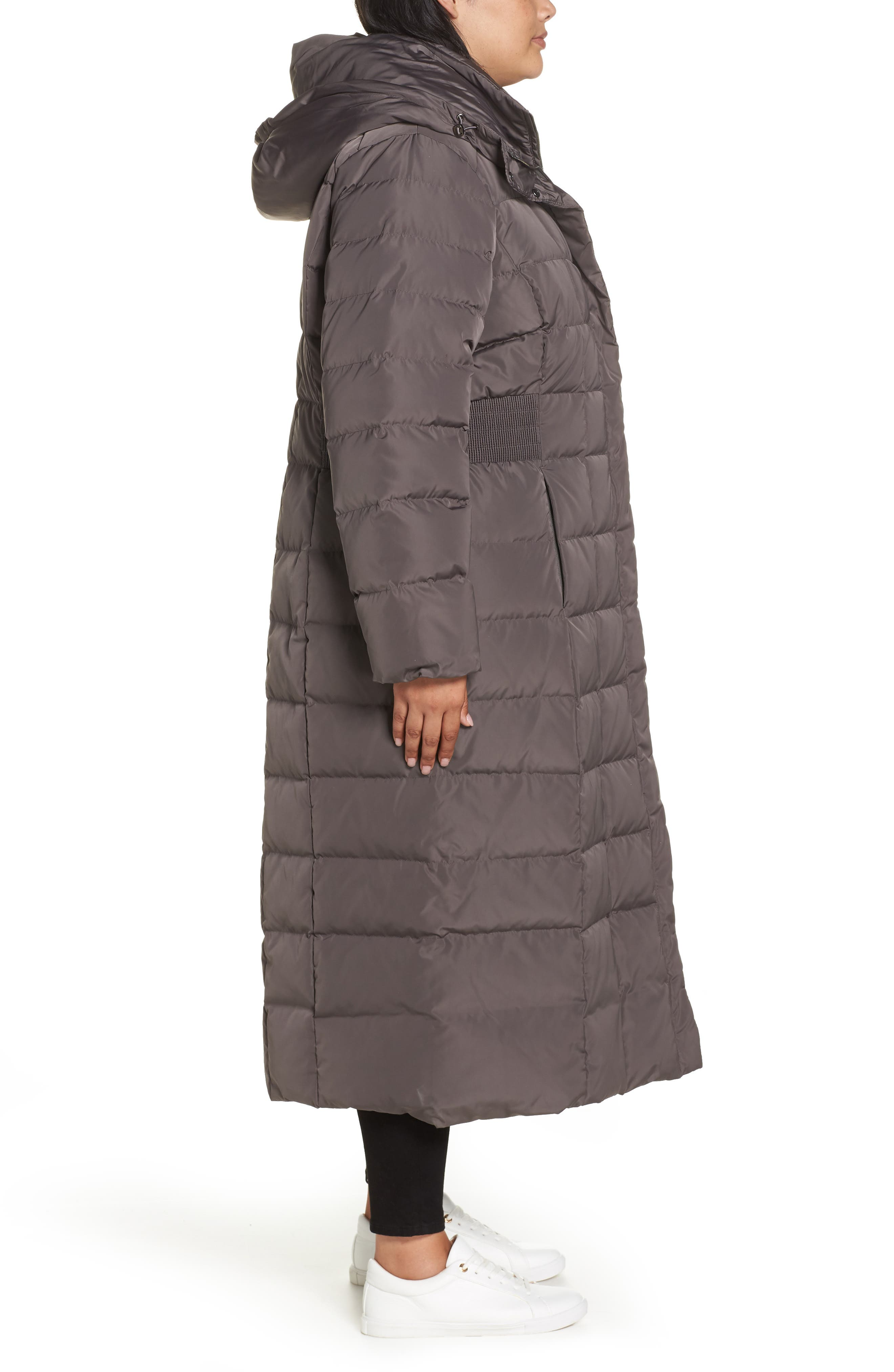 ,                             Quilted Coat with Inner Bib,                             Alternate thumbnail 10, color,                             024