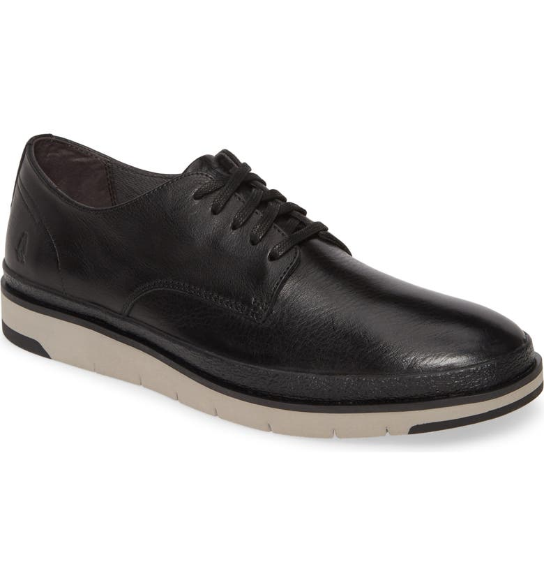 HUSH PUPPIES<SUP>®</SUP> Caleb Derby, Main, color, BLACK LEATHER