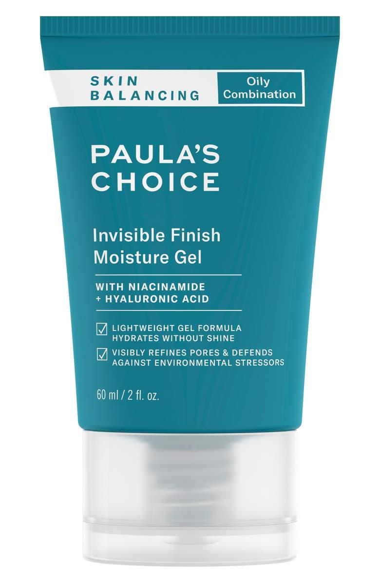 PAULA'S CHOICE Skin Balancing Invisible Finish Moisture Gel, Main, color, NO COLOR