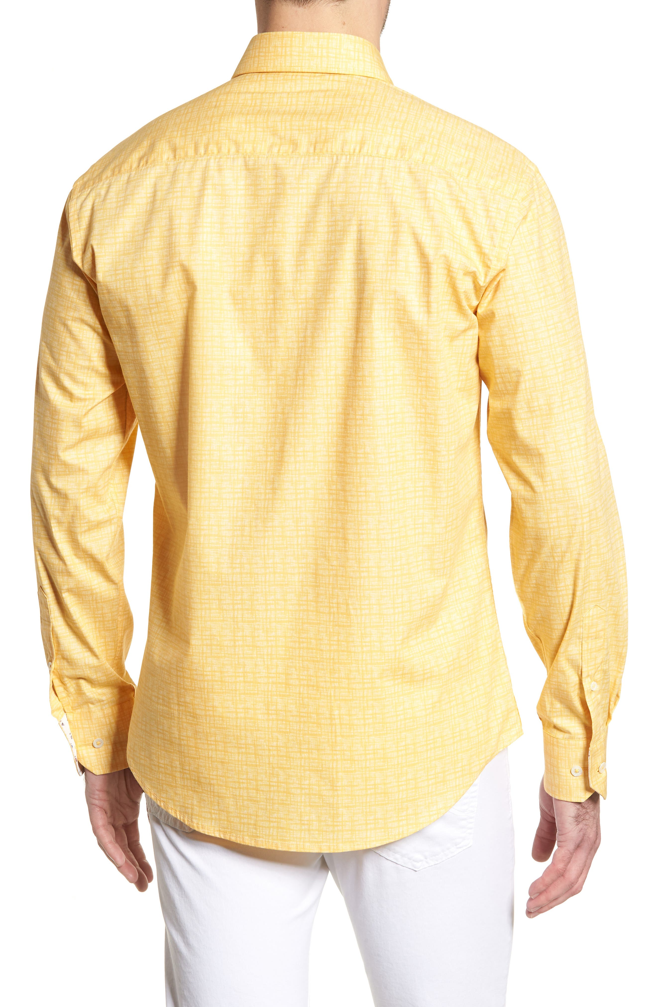 ,                             Shaped Fit Freehand Sport Shirt,                             Alternate thumbnail 56, color,                             720