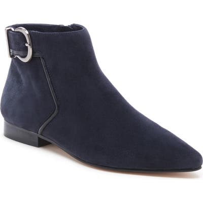 Sole Society Keema Bootie- Blue