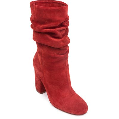 Splendid Phyllis Boot- Red
