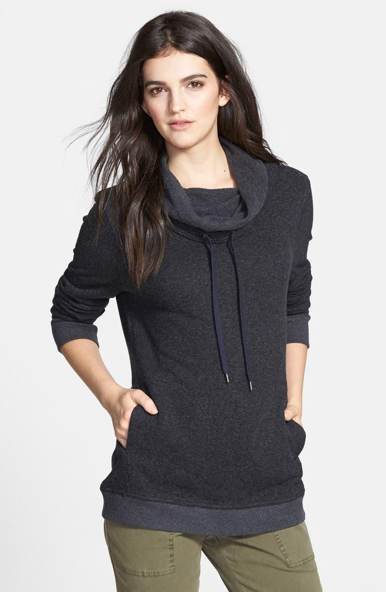 STEM Snood Collar Sweatshirt, Main, color, 020