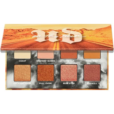 Urban Decay On The Run Mini Eyeshadow Palette - Highway Queen
