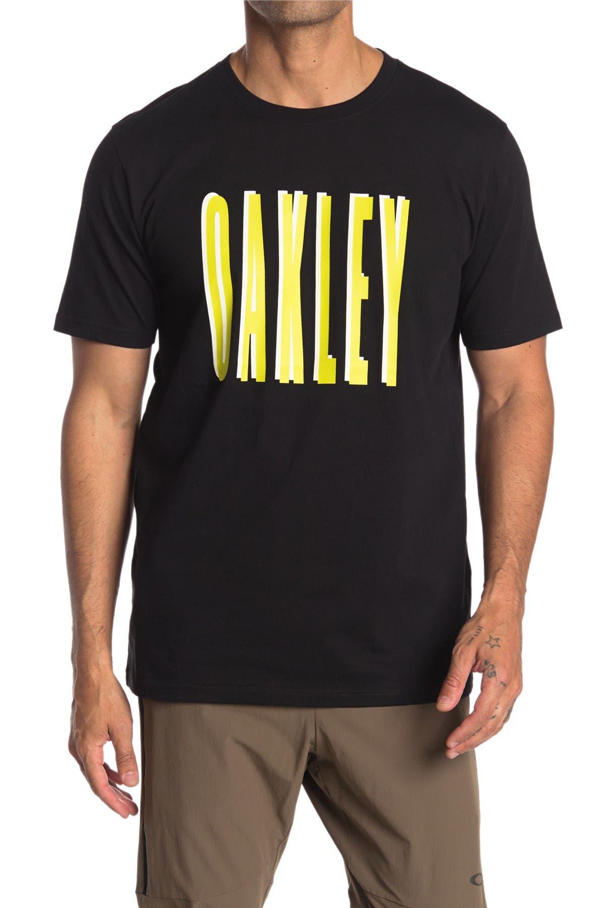 Image of Oakley Stretch Logo T-Shirt