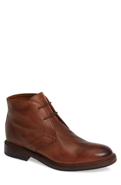 Image of Frye Murray Leather Chukka Boot
