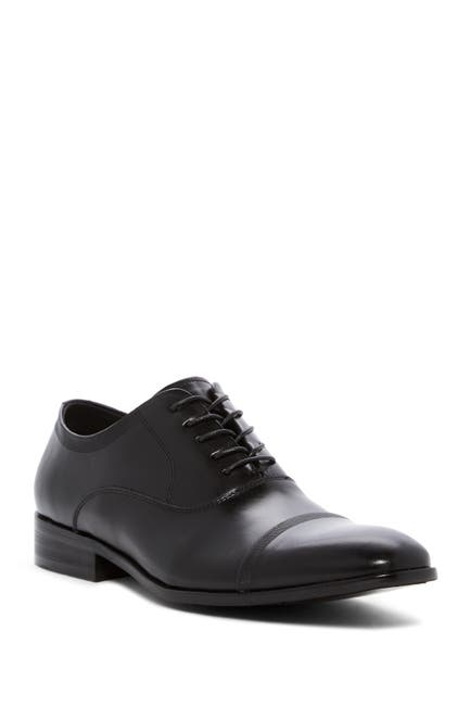 Image of Kenneth Cole Reaction Leather Cap Toe Oxford