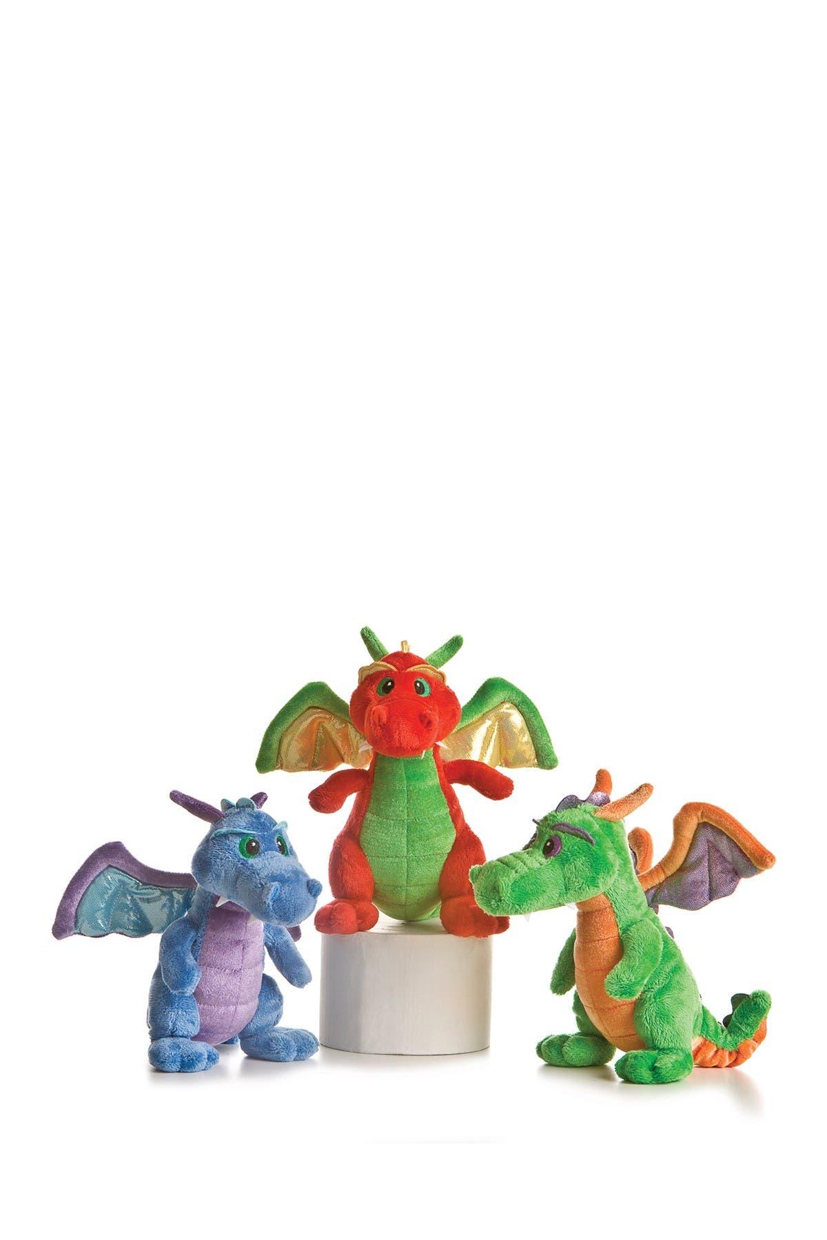 "Image of Aurora World Toys 7"" Legendary Friends Dragon Asst."