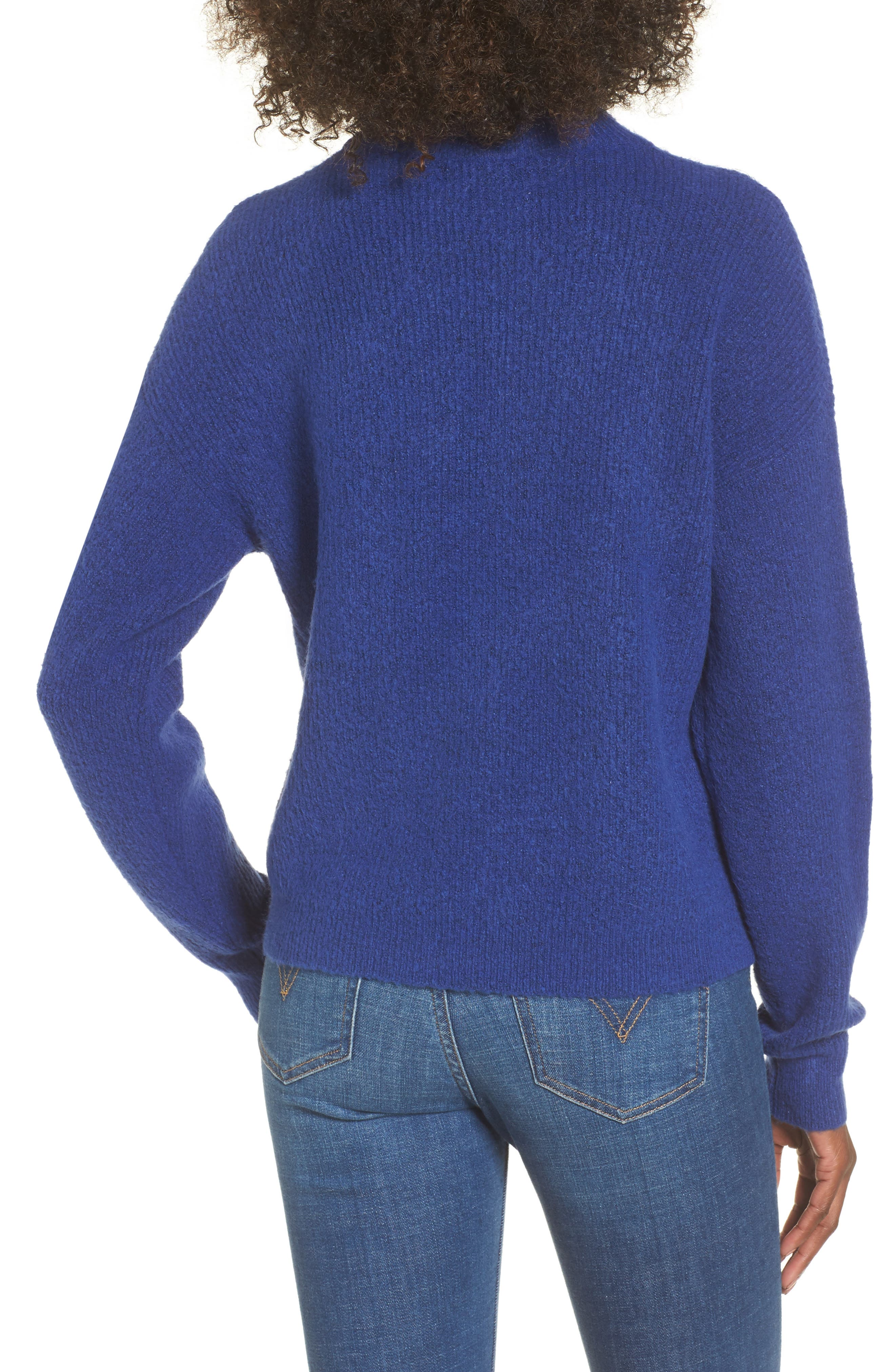 ,                             Cozy Ribbed Pullover,                             Alternate thumbnail 32, color,                             401