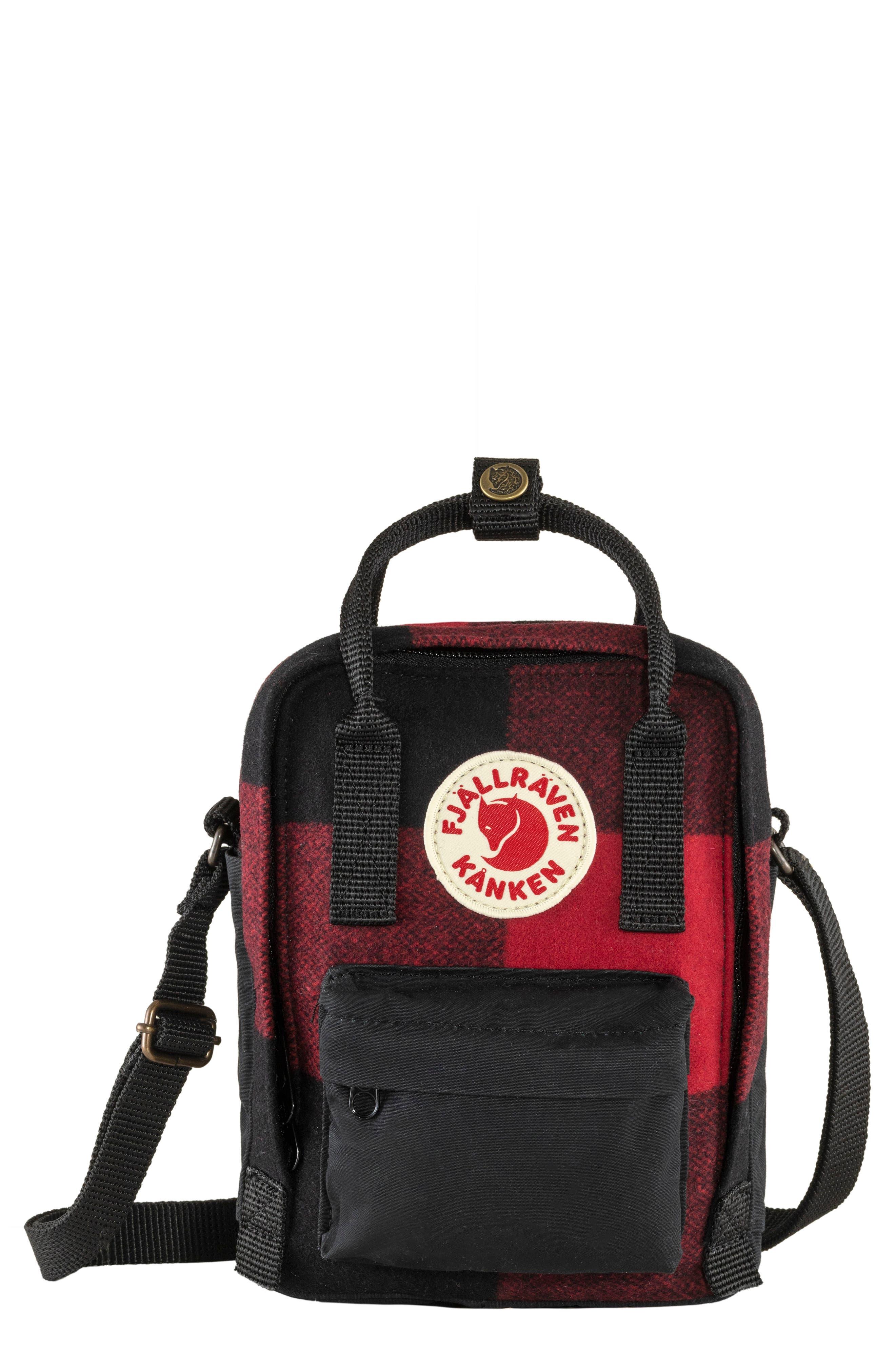 Kanken Re-Wool Sling Crossbody Bag
