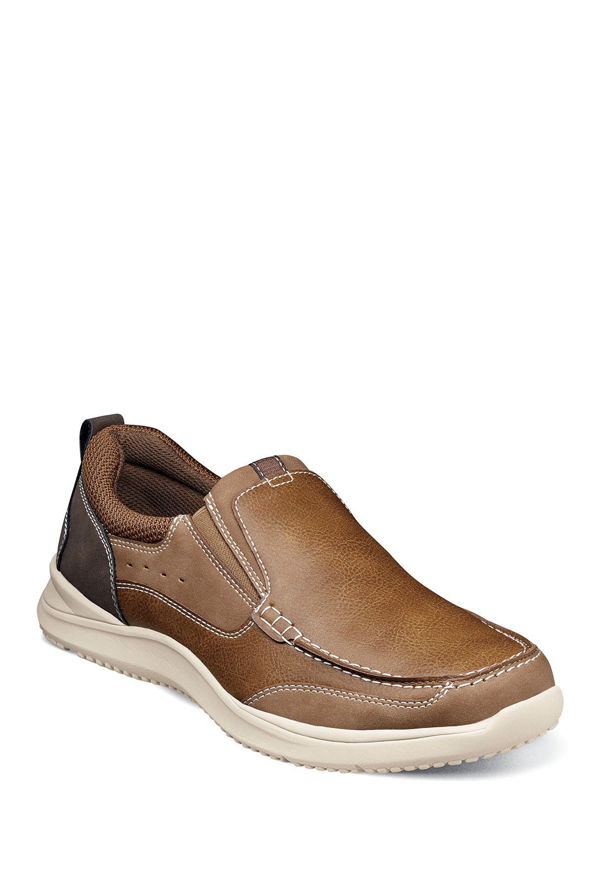 Image of NUNN BUSH Conway Moc Toe Slip-On Sneaker