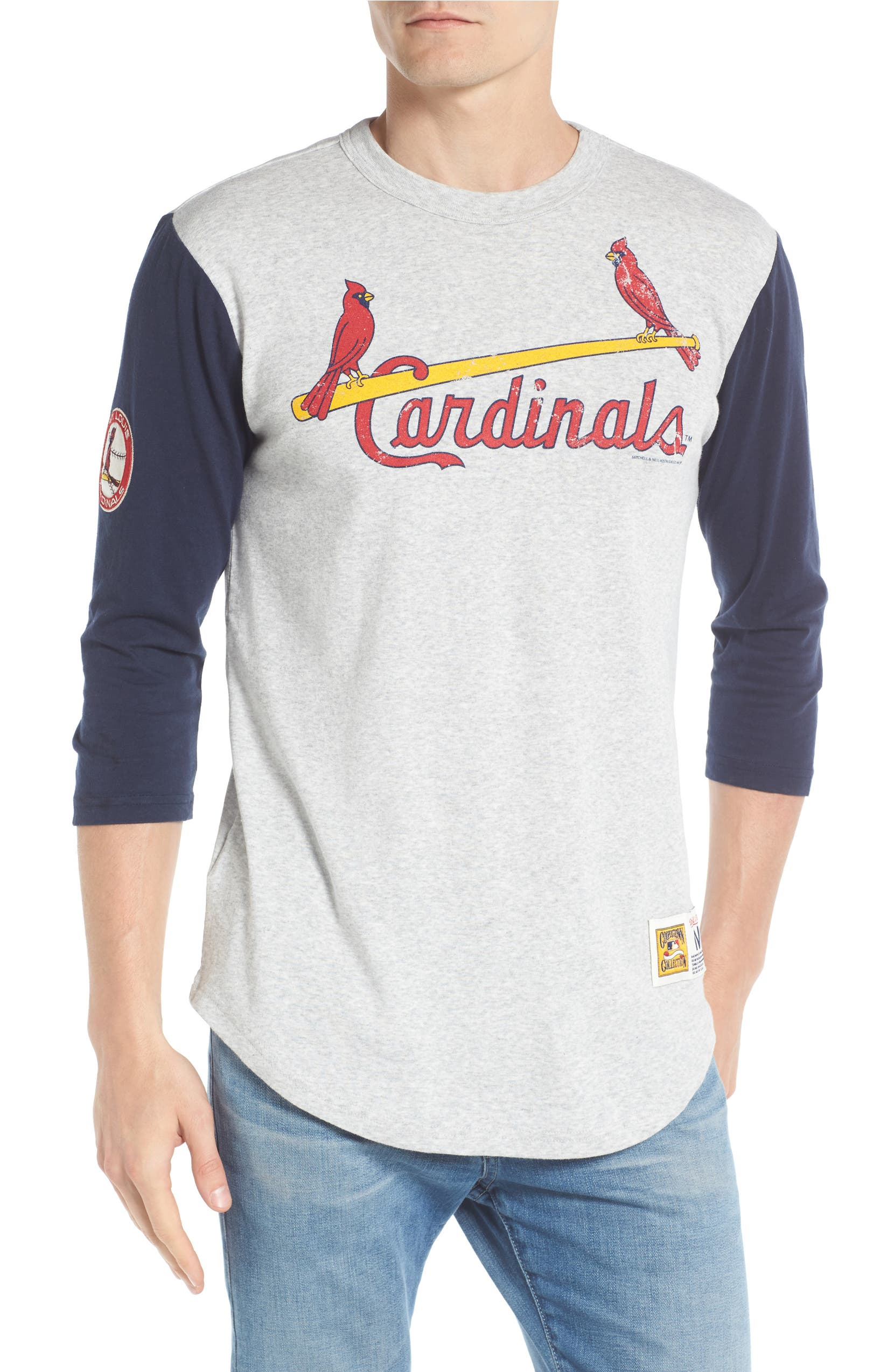 new styles f8604 121c6 Mitchell & Ness Scoring Position - St. Louis Cardinals ...