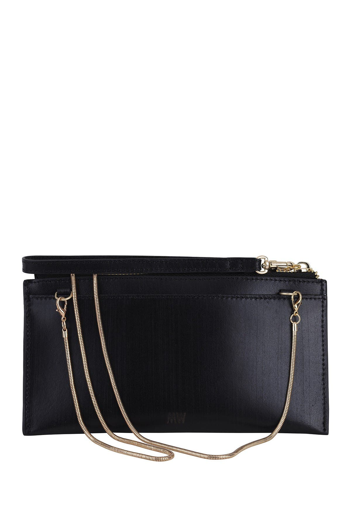 Image of Most Wanted USA Leather Convertible Crossbody Bag