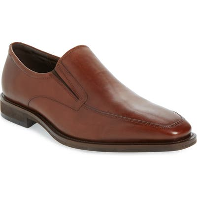 Ecco Calcan Venetian Loafer,8.5 - Brown