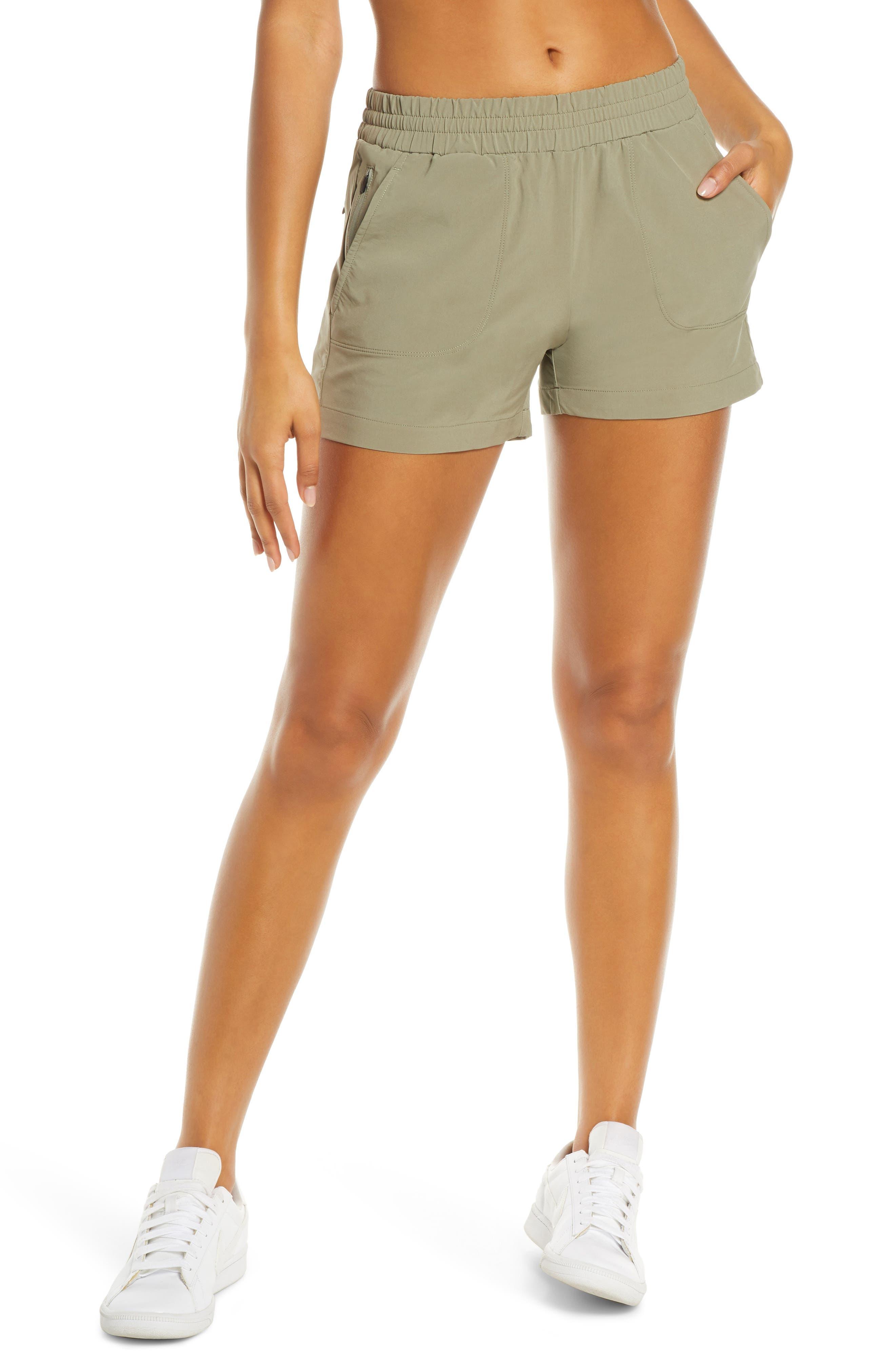 Zella Community Canyon Shorts