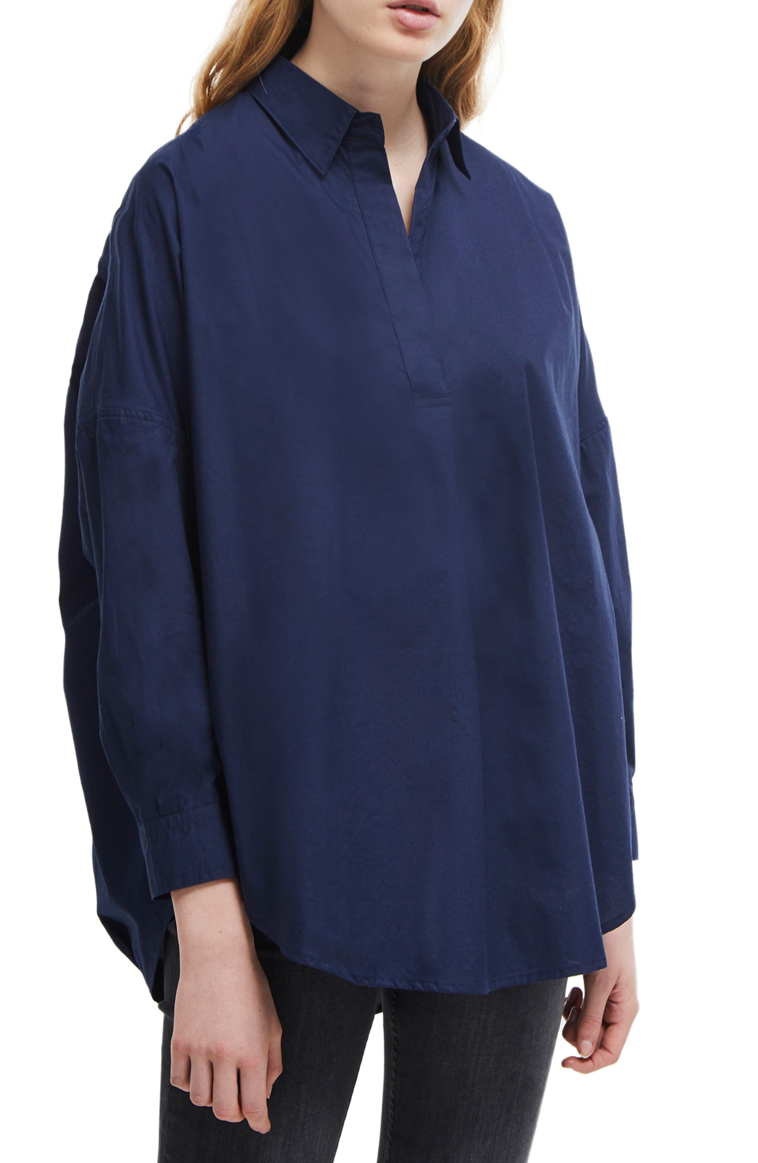 Rhodes Poplin Shirt