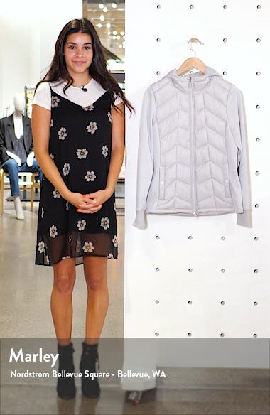 Sidelight Quilted Hooded Jacket, sales video thumbnail
