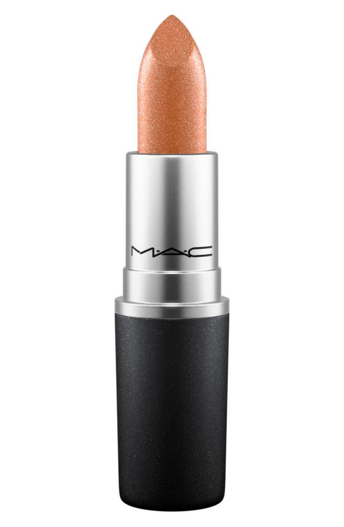 ,                             MAC Strip Down Nude Lipstick,                             Main thumbnail 203, color,                             234