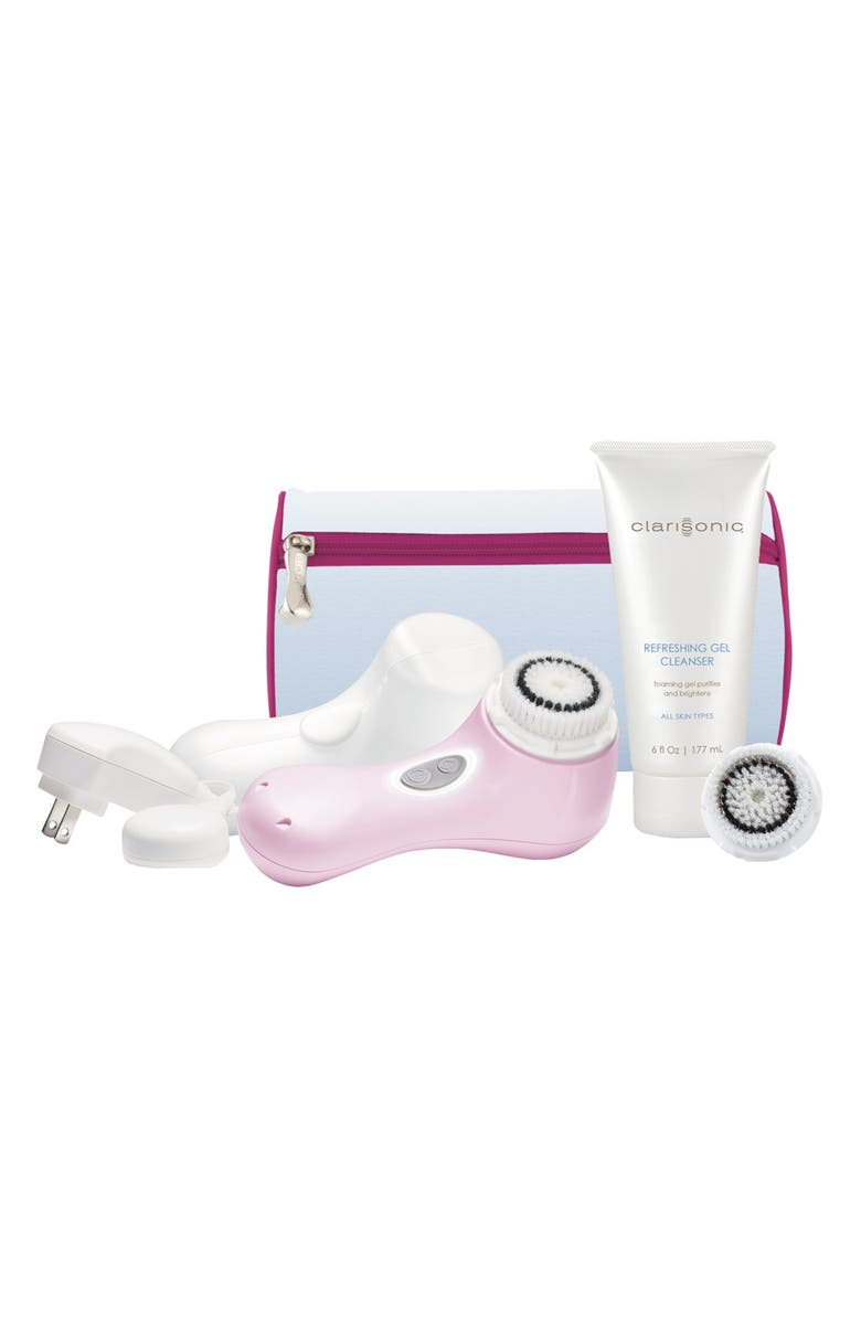 CLARISONIC <sup>®</sup> 'Mia 2 - Pink' Sonic Skin Cleansing System, Main, color, 650