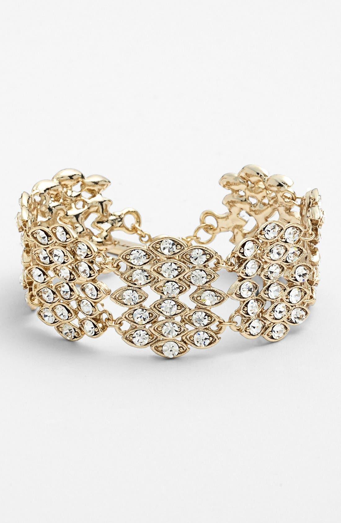 ,                             'Maryle' Line Bracelet,                             Main thumbnail 2, color,                             710