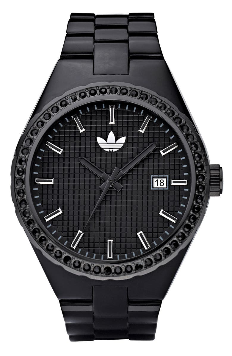 ADIDAS 'Cambridge' Watch, Main, color, 001
