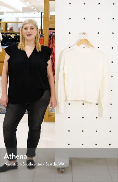 Drop Shoulder Pullover, sales video thumbnail