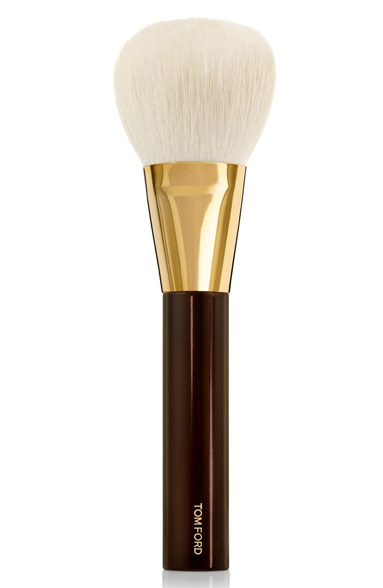 TOM FORD #05 Bronzer Brush, Main, color, NO COLOR
