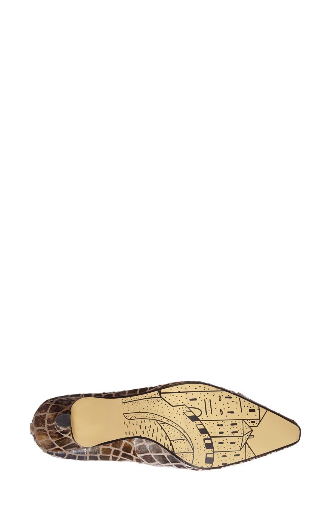 ,                             'Wow' Kitten Heel Pump,                             Alternate thumbnail 22, color,                             041