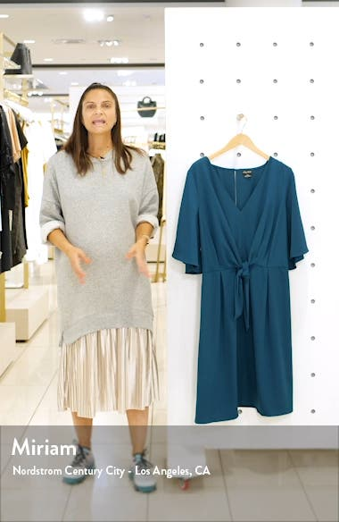 Knot Front Dress, sales video thumbnail
