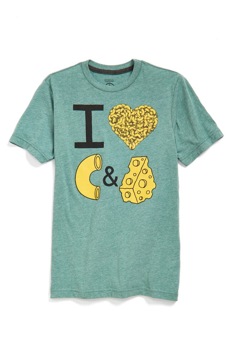 VOLCOM 'Cheese Stone' Short Sleeve T-Shirt, Main, color, 310