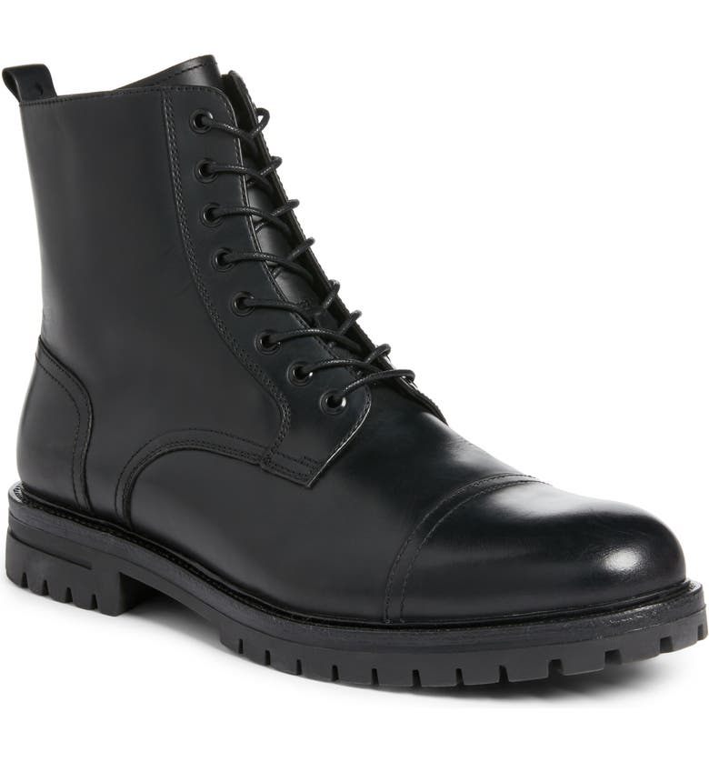 BP. x Alex Costa Burbank Tall Boot, Main, color, BLACK